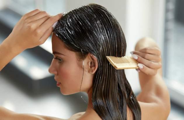 Domáca vlasová kúra