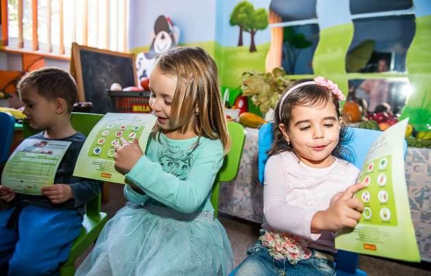 Projekt Zdravé oči v škôlke