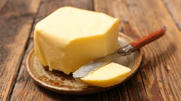 Rozotieranie masla