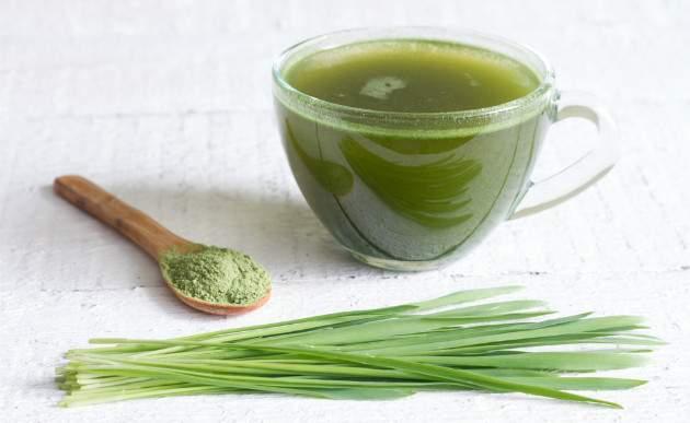Zelený jačmeň - nápoj