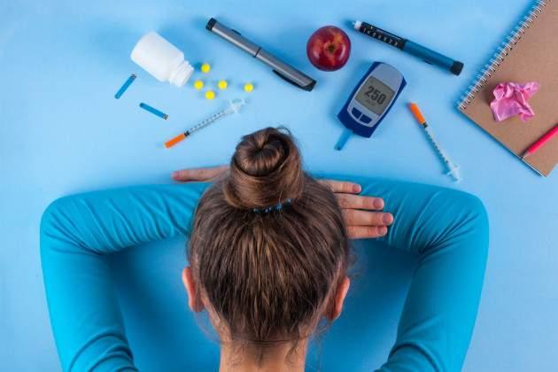 Hypo a hyperglykémia