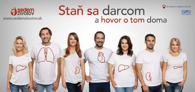 Kampaň Sedem životov