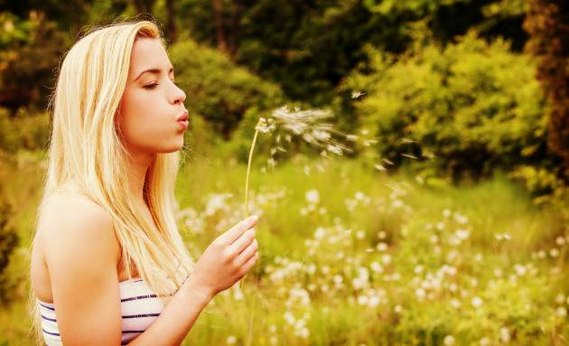 Alergia na trávy
