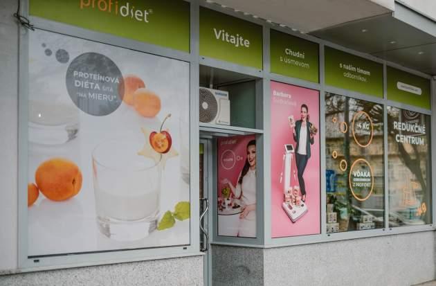 Redukčné centrum na Americkom námestí 1 v Bratislave