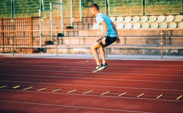HIIT tréning