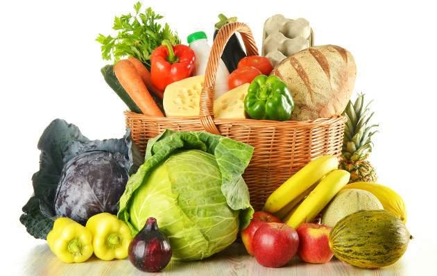 Čerstvé potraviny