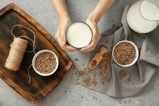 Konopné mlieko