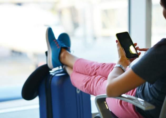 Nohy a cestovanie