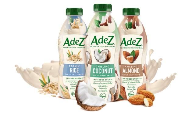 Rastlinné nápoje AdeZ