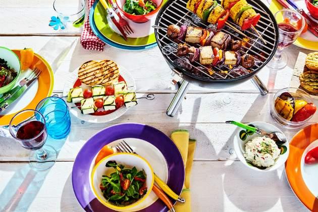 Letné jedlá