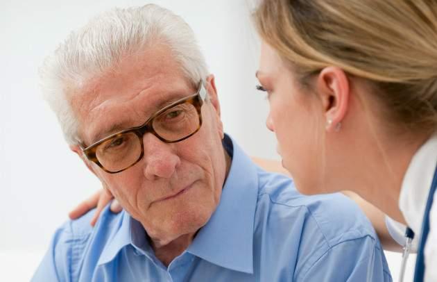 Depresia a seniori