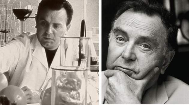 Pán Yves Rocher zakladateľ rovnomennej značky rastlinnej kozmetiky