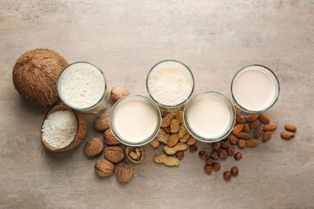 Rastlinné mlieka