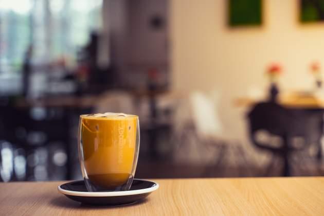 Ľadové Power coffee