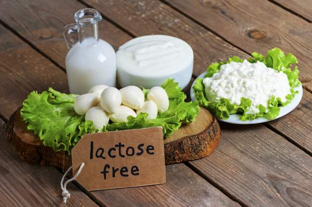 Potraviny pri laktózovej intolerancii