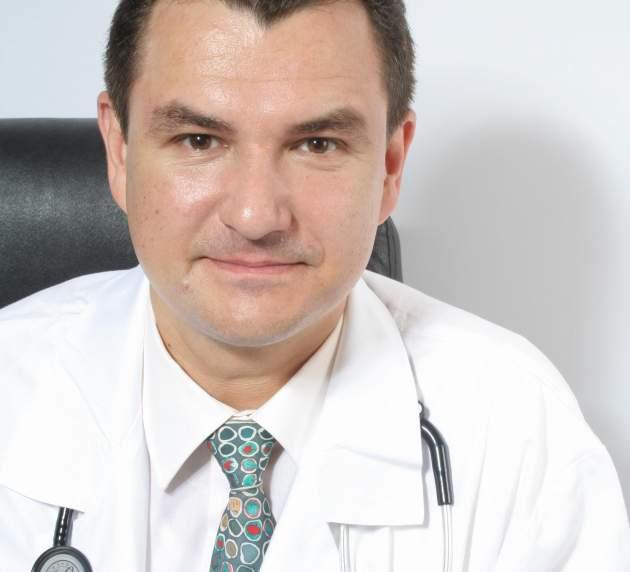 MUDr. Ivan Majerčák, kardiológ a obezitológ