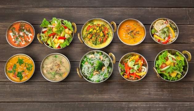 Vegetariánske jedlo