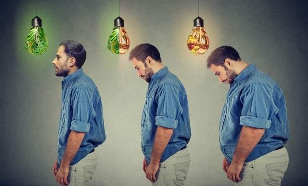 Obezita a chudnutie