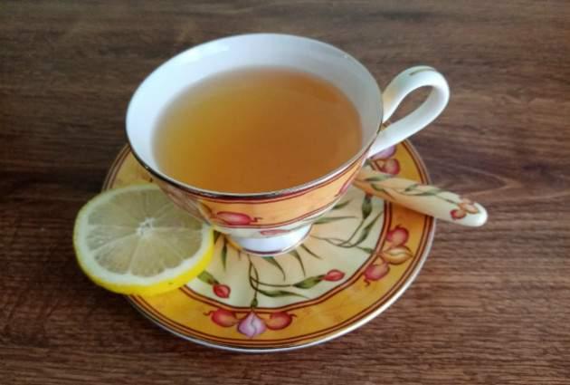Upokojujúci čaj