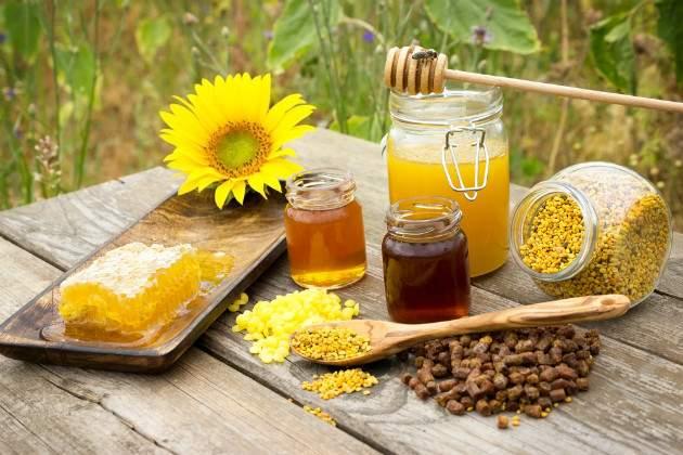 Včelie produkty