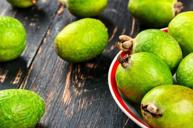 Fejchoa (ananásová guava)