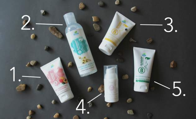 Schüssler NaturCosMEDics kozmetika s mineralnymi solami