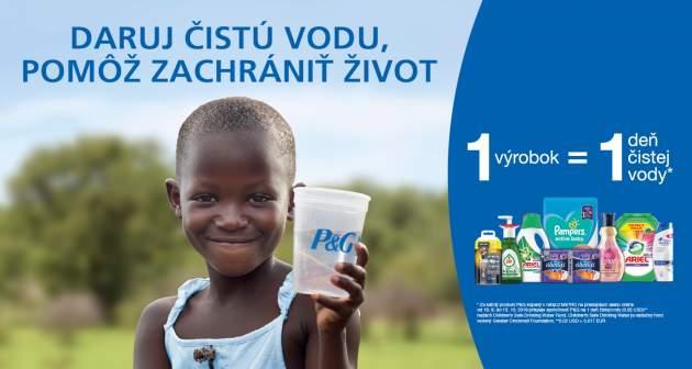 daruj cistu vodu