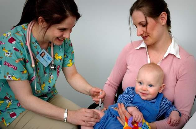 povinné očkovanie detí