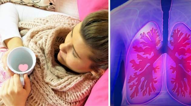 prevencia proti zápalu pľúc