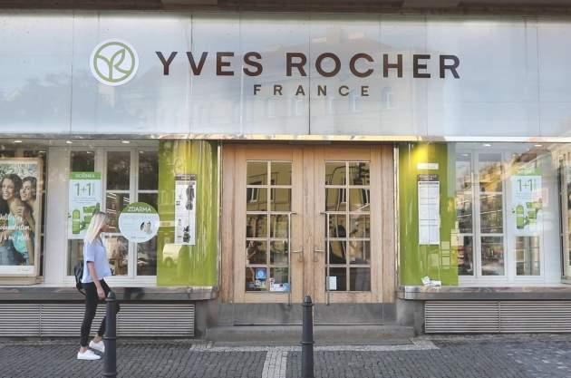 predajňa Yves Rocher