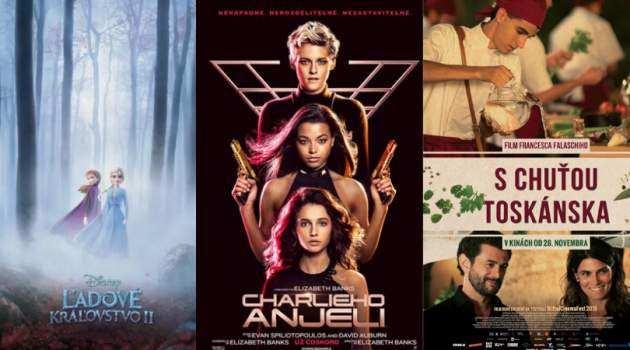 program kina Cinema City v novembri