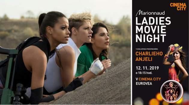 Ladies Movie Night - Charlieho anjeli