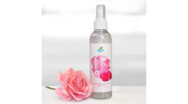 Schussler ružová voda