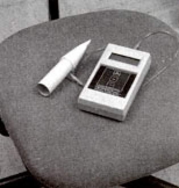 Ručný spirometer