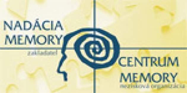 Nadacia Memory logo