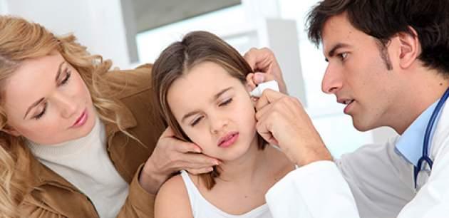 Cholesteatóm stredného ucha