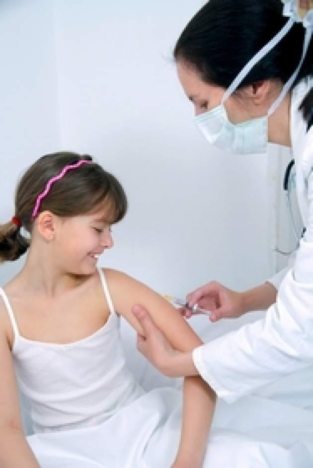 Očkovanie dietaťa proti hepatitíde