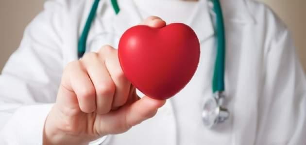Srdce v rukách lekára