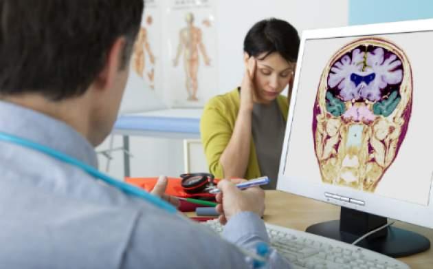 Vyšetrenie u neurológa
