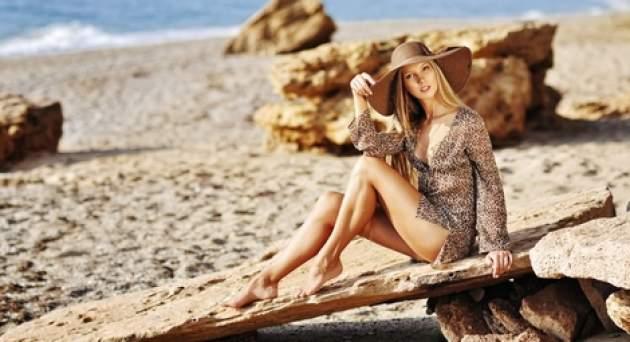 Tunika na pláž