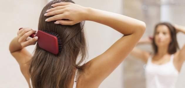 Vlasy česanie