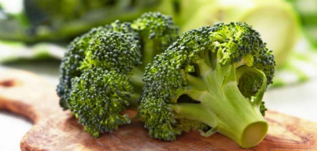 Čerstvá brokolica
