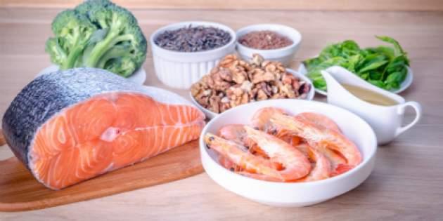 Omega-3 mastné kyseliny v potrave
