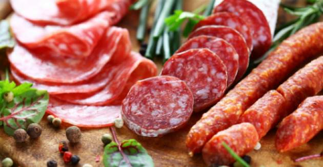 mäsové výrobky