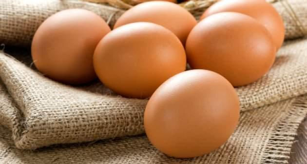 Celé vajcia