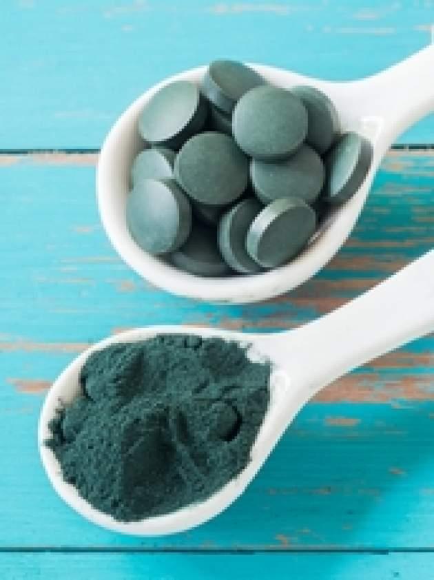 Modré tabletky