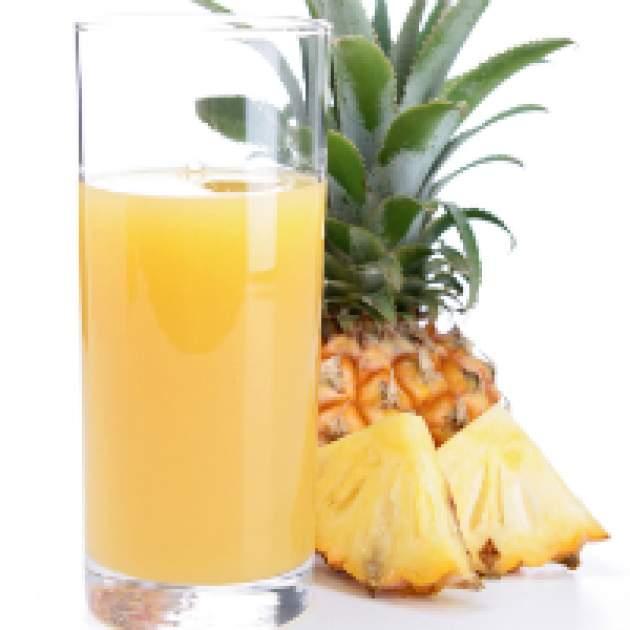 ananásový džús