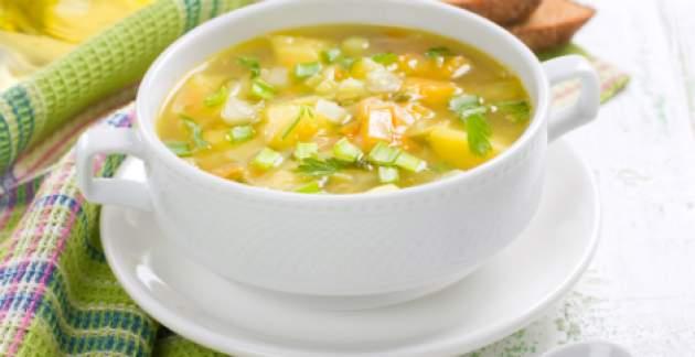 petržlenová polievka