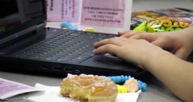 príčiny obezity u detí