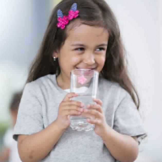 voda a deti